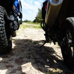 Pneu on/off-road e pneu nem on, nem off, nem road